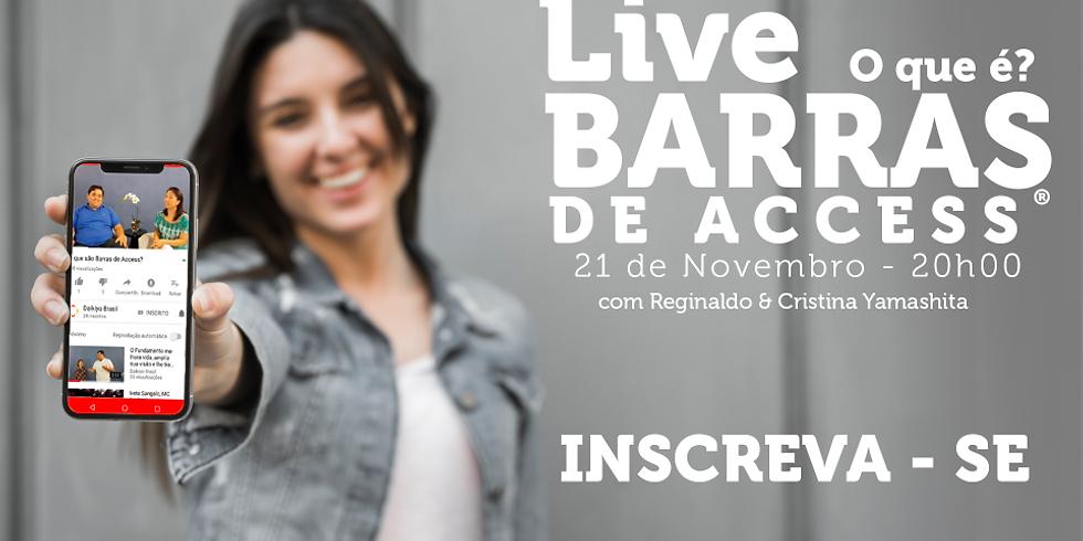 Live -  O que são Barras de Access®?