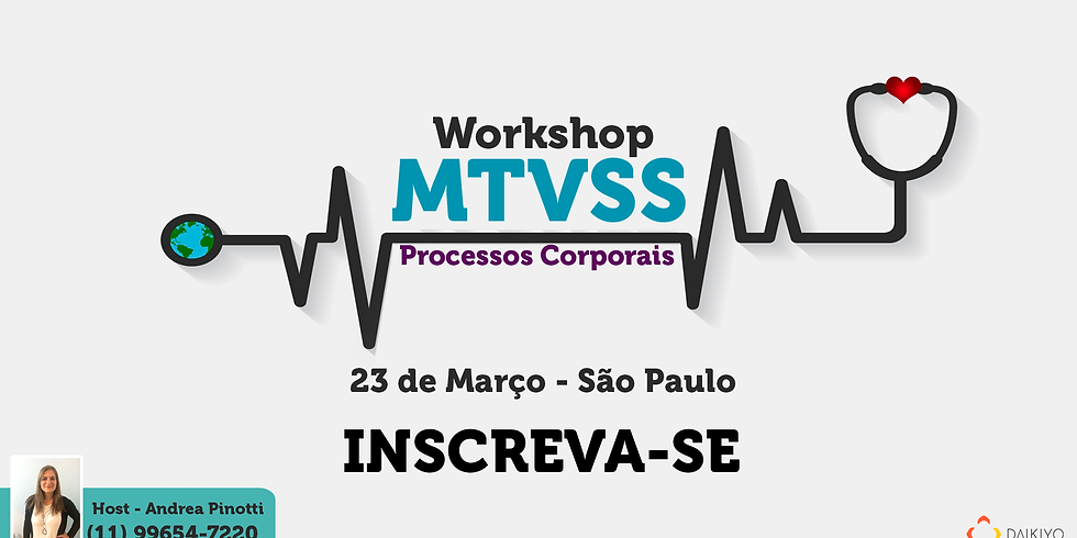 Workshop Processo Corporal MTVSS