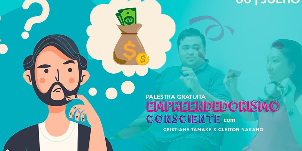 Palestra Gratuita - Empreendedorismo Consciente