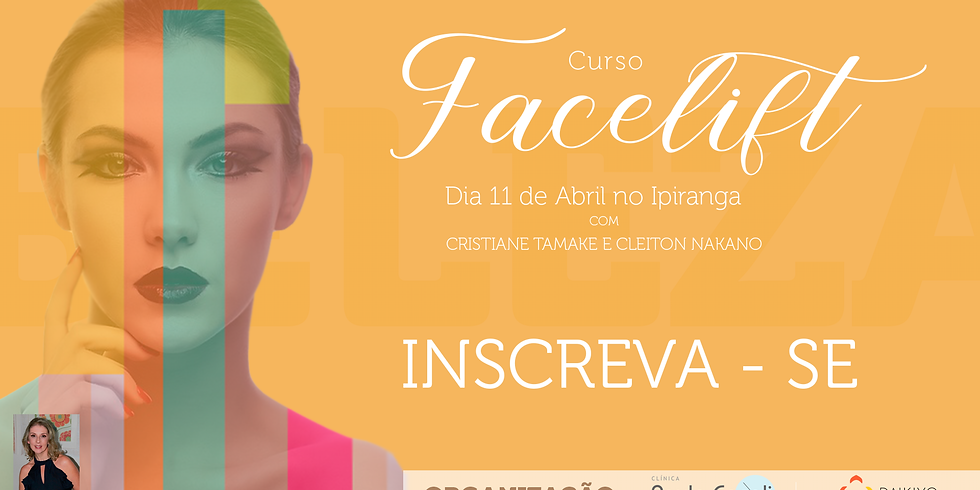 Curso de Facelift  - Ipiranga - SP