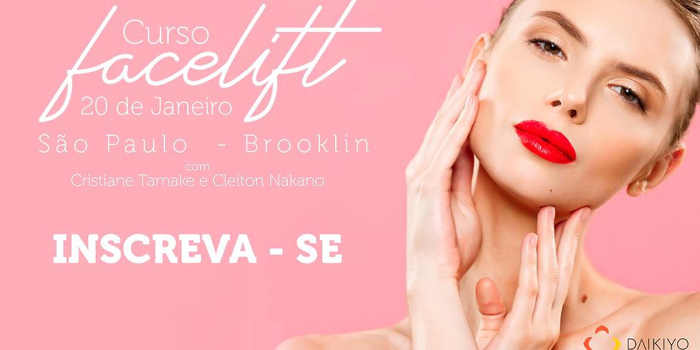 Curso de Facelift  - Brookli - SP