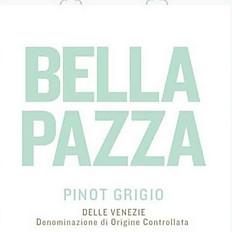 Bella Pazza Pinot Grigio