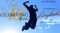 Anyhow® Una década de servicio