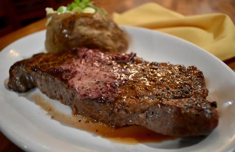 Kansas City Strip Steak