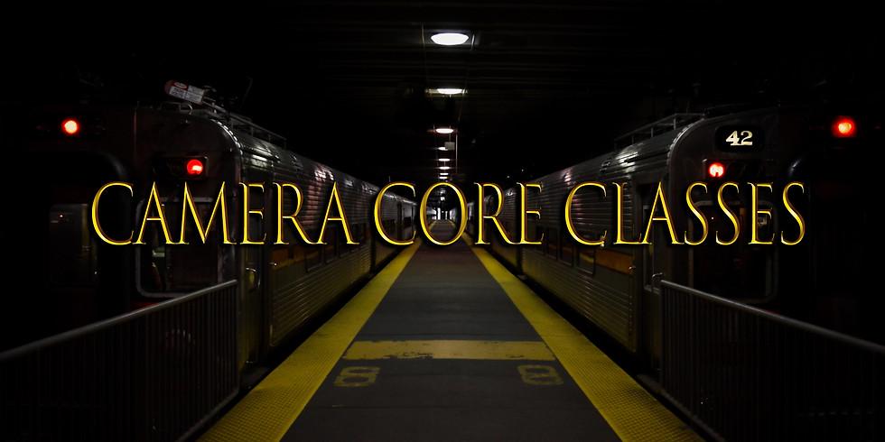Camera Core Classes