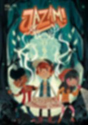 JAZAM! Anthologie Ausgabe 11: Abenteuer