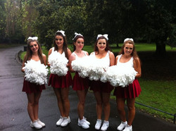 Facebook - DTC girls on a photo call today :-)
