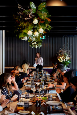 West Hotel Meet the Creatives Lunch