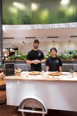 580 Food Hall Launch