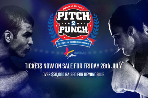 Pitch2Punch - 3 weeks in