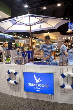 Grey Goose x Maison la Biche