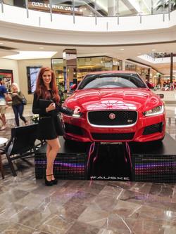 Jaguar Retail Activation