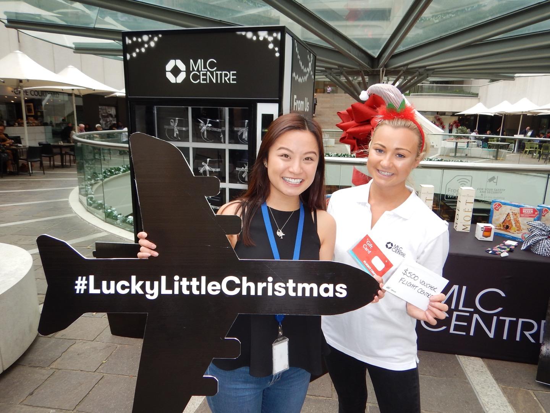 Lucky Little Christmas