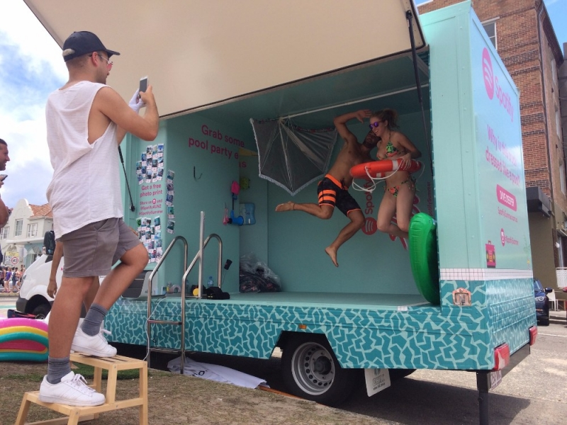 Brand Experience, Activation and Experiential Agency Sampling Activity Events Agency