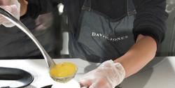 David Jones Food Hall Sampling