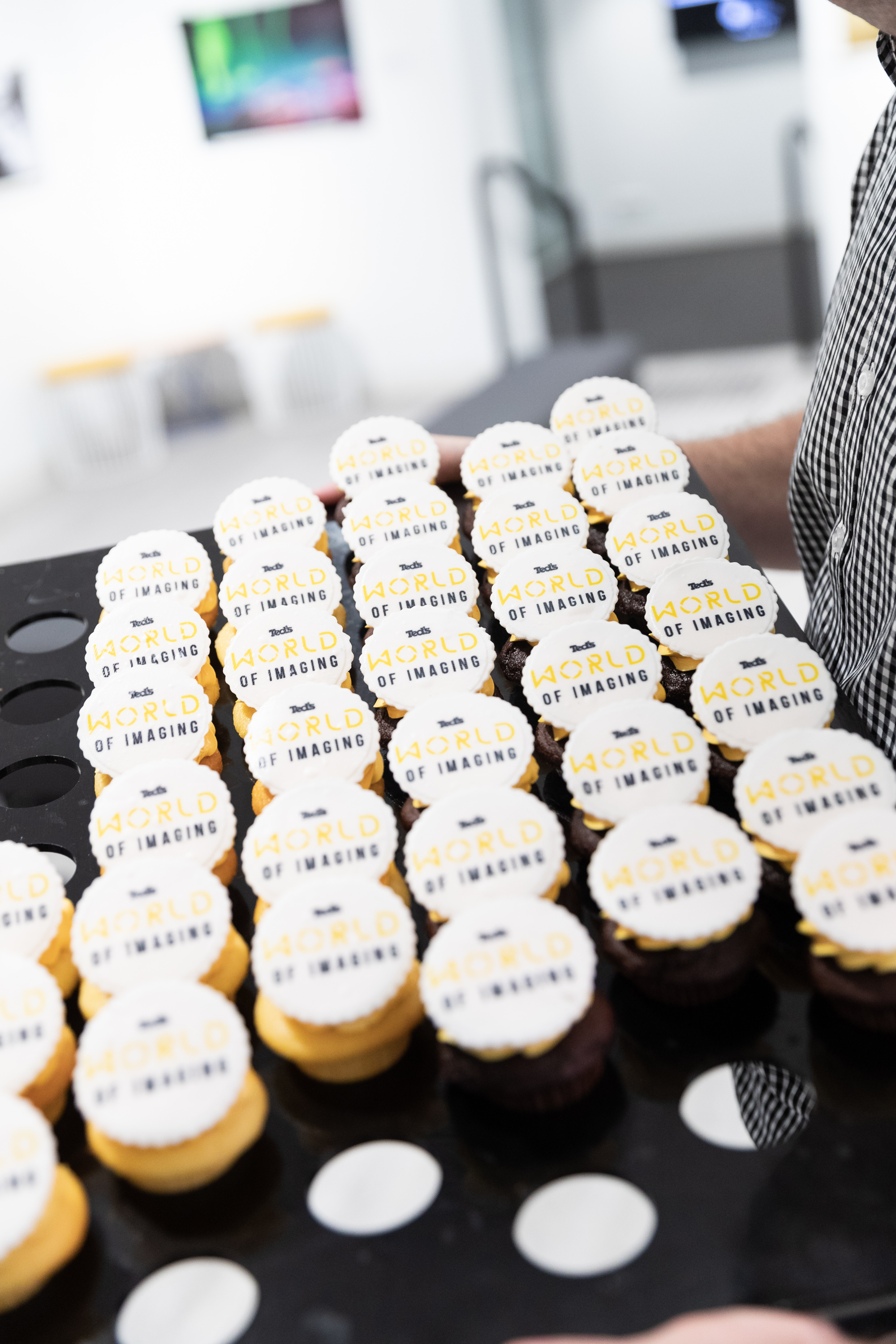 TWI Launch - Cupcakes