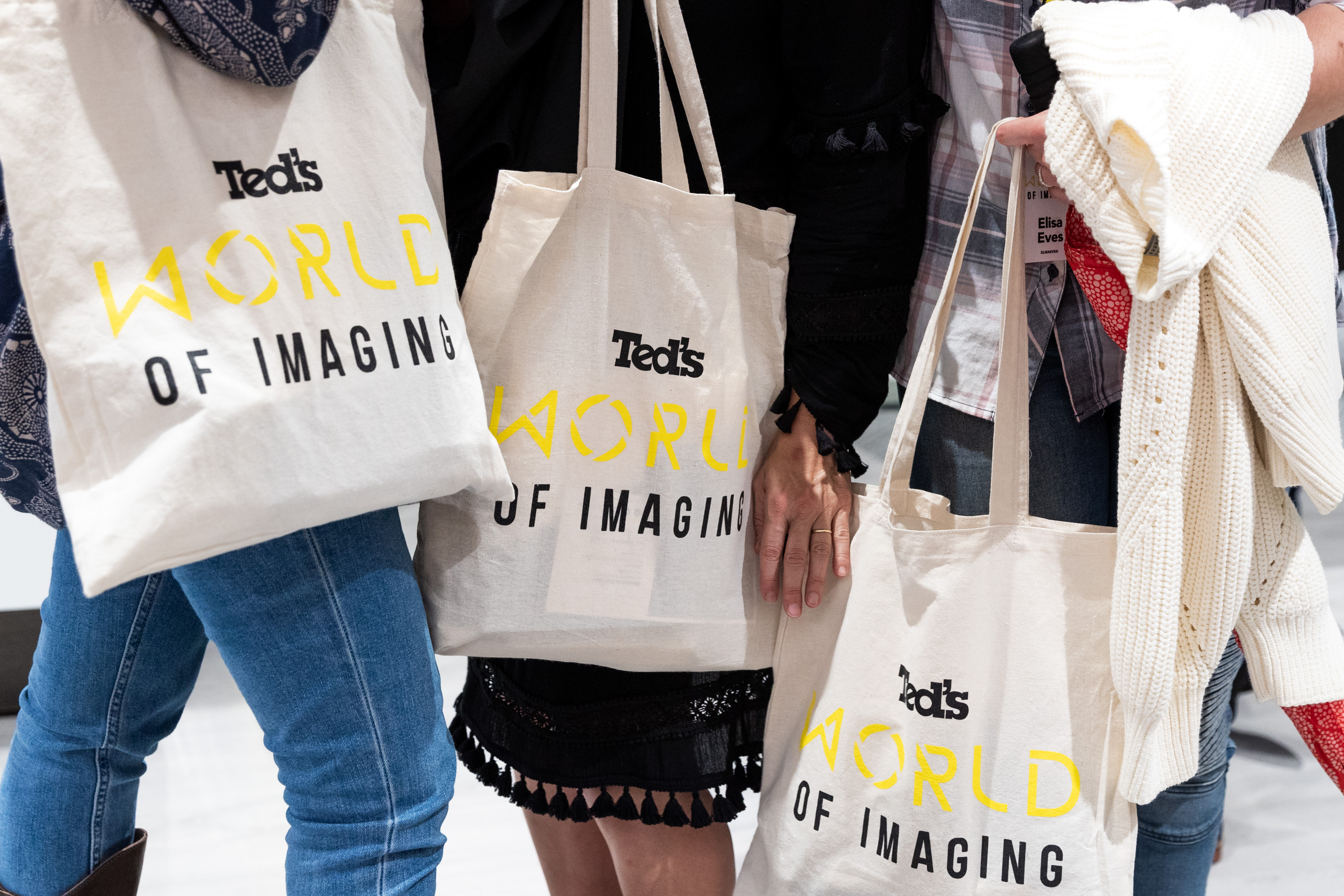 Ted's World of Imagining Goody Bags
