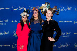 Collins Street Launch Event