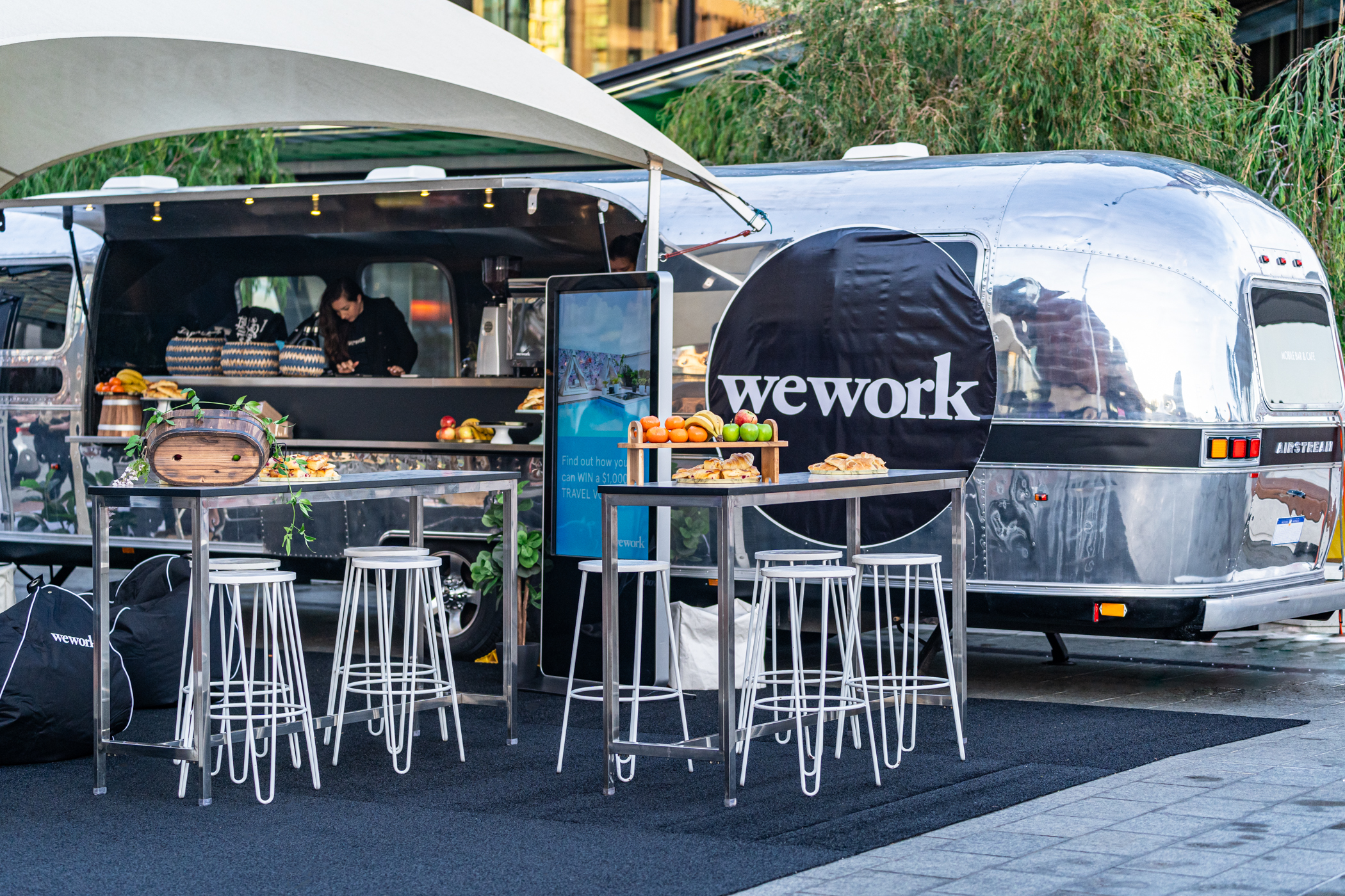 WeWork: Perth Launch