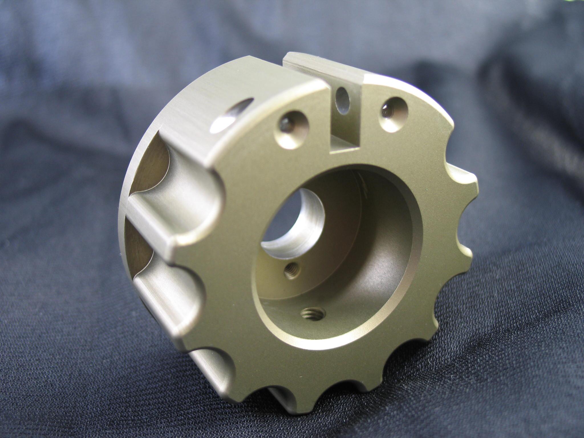 Videnco custom parts