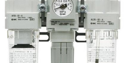 Filter, Regulator, and Lubricator