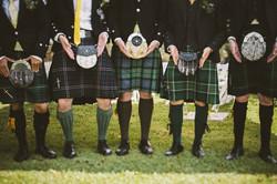 Scottish Celebration | Mens' Wedding