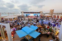 Beach Party | Greek Fishing Vil (32)