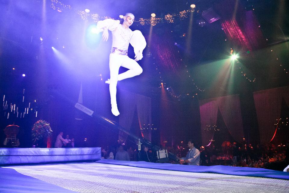Cirque du Soleil, Barmitzvah
