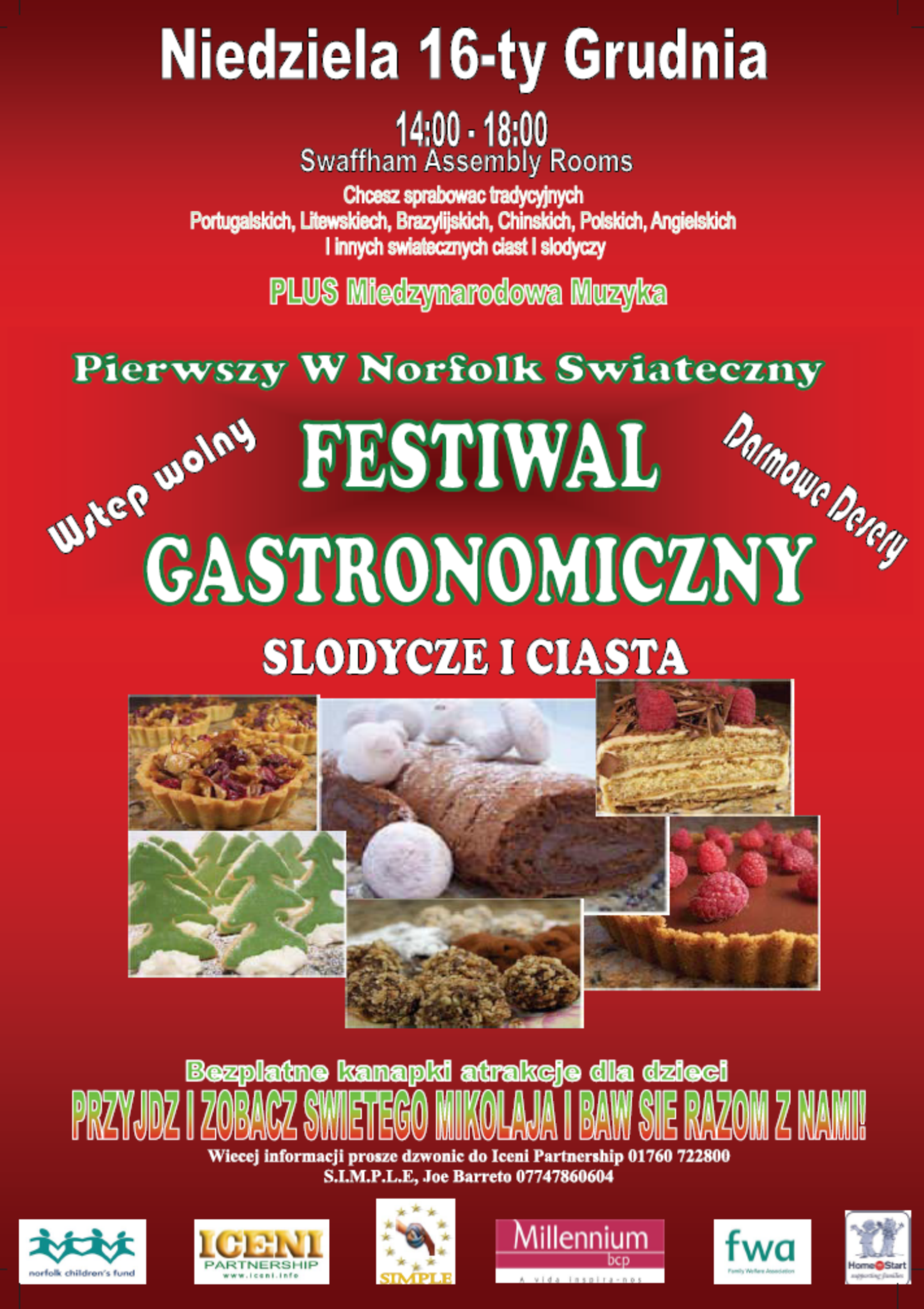 Food festival poster 3