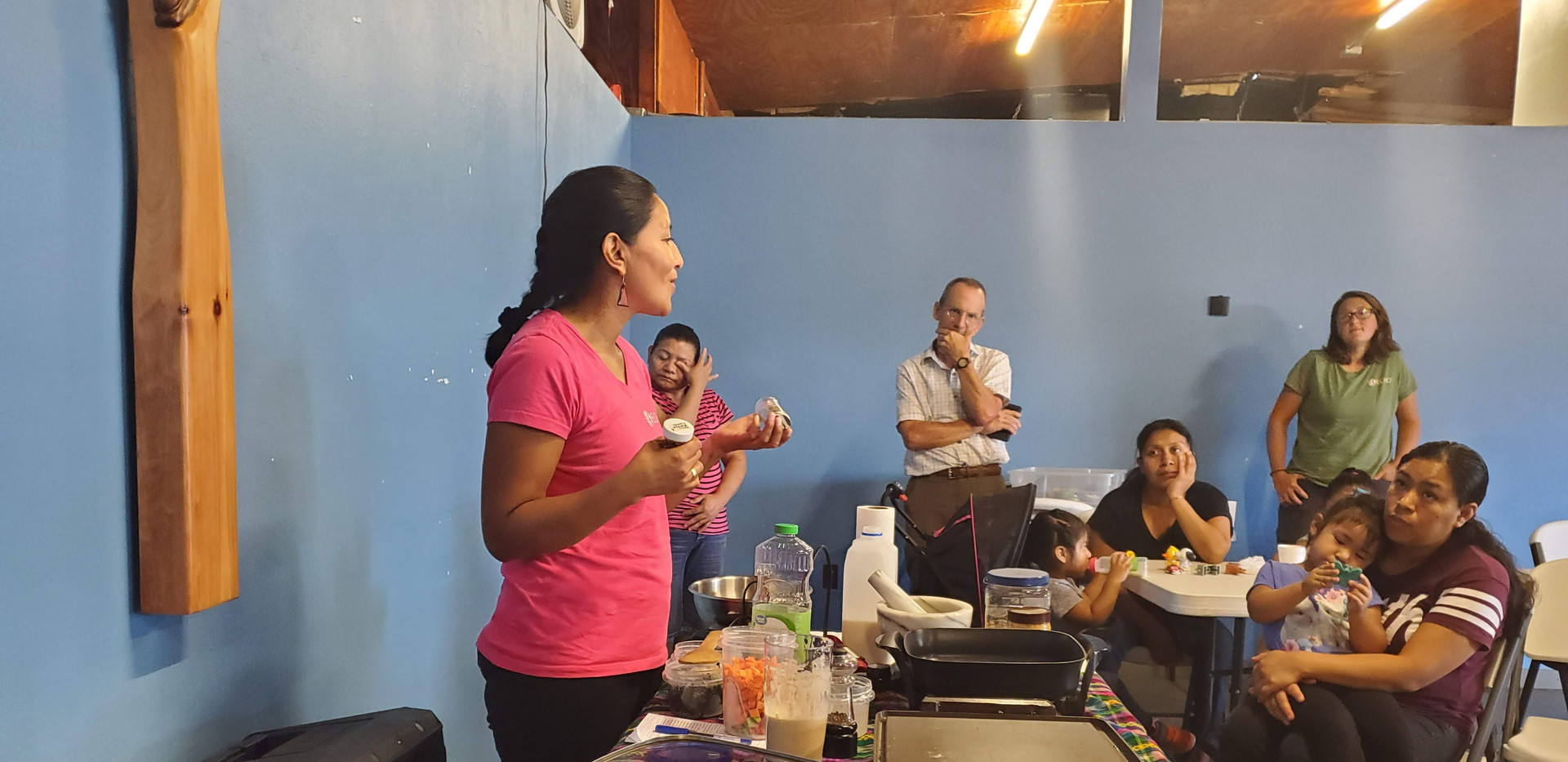 Chaya Workshop
