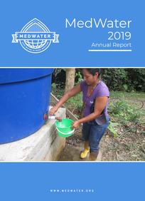 Envisioning a world of better health: MedWater releases its 2019 Annual Report