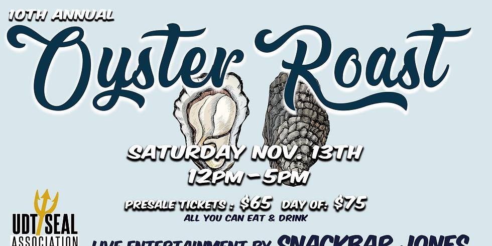 10th Annual Oyster Roast