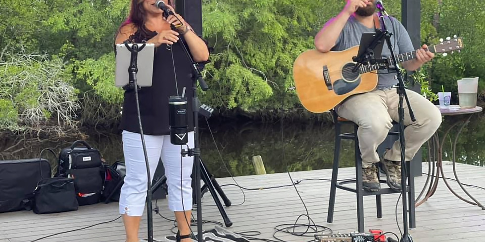 Live music with Gina Swoope Duo