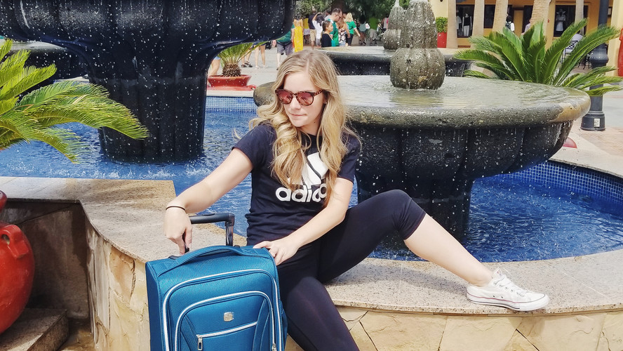 The Best Carry-On for Cabo (Or Any Beach Vacation!)