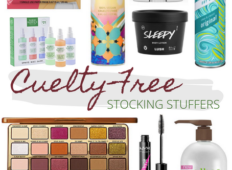 The Best Cruelty-Free Stocking Stuffers