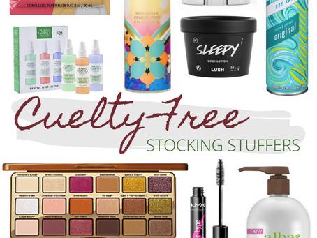 The Best Cruelty-Free Stocking Stuffers