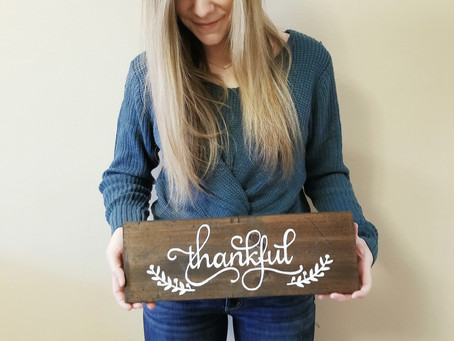 Things I am Thankful For (2018 Edition)