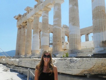 My Big Fat Greek Adventure Part 1: Athens