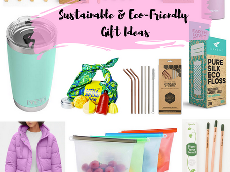 Sustainable & Eco-Friendly Gift Ideas