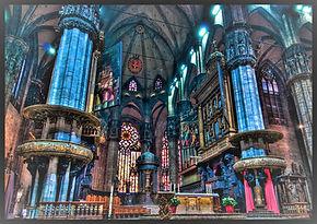 Milano - Santo chiodo - Людмила Гид в Милане, Экскурсия по Милану - www.italtour.org