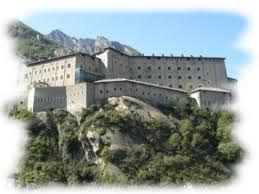 Aosta - Forte di Bard - Людмила Гид в Аосте, экскурсии - www.italtour.org