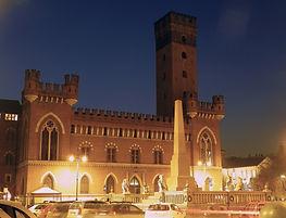 Asti - Piazza Roma - Экскурсия по Асти, Палио - Гид в Асти и Турине Людмила Экскурсии – www.italtour.org