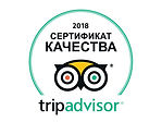Tripadvisor - Certificate of excellence 2018 Guide in Turin Liudmila Excursions - www.italtour.org