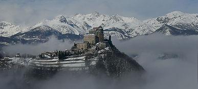 Excursión a la Abadía de San Miguel (Sacra di San Michele) - Liudmila, guía turística oficial en Turín, excursiones - es.italtour.org