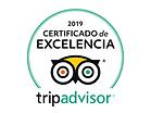 Tripadvisor Certicado de excelencia 2019 - Guide in Turin Liudmila Excursiones - www.italtour.org