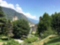 Susa - Parco d'Augusto - Экскурсия по Сузе - Гид в Турине Людмила Экскурсии - www.italtour.org