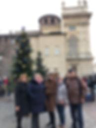 Гид в Турине Людмила, экскурсии - Обзорная экскурсия по Турину