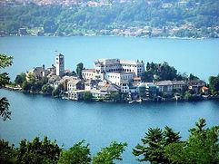 Piemonte - Lago d'Orta - Гид в Турине Людмила Экскурсии – www.italtour.org
