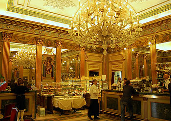 Turin - Cafe - City tour of Turin - Official guide in Turin Liudmila, excursions - en.italtour.org