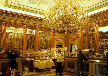 Turin - Cafe - Обзорная экскурсия по Турину - Гид в Турине Людмила Экскурсии - www.italtour.org